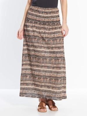 Jupon pur coton, à porter aussi en robe