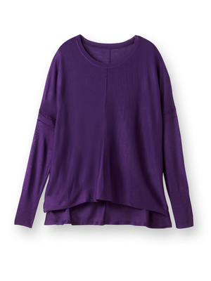 Pull loose moyenne stature