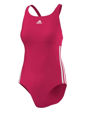 Maillot 1 pièce 3-stripes authentic - Adidas - Modalova