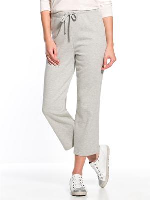Pantacourt sportswear en molleton