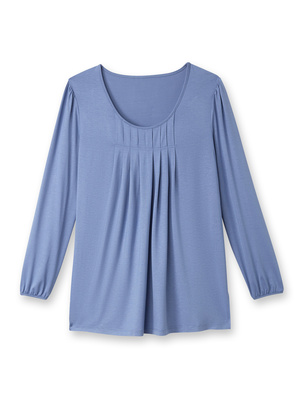 Tee-shirt tunique uni