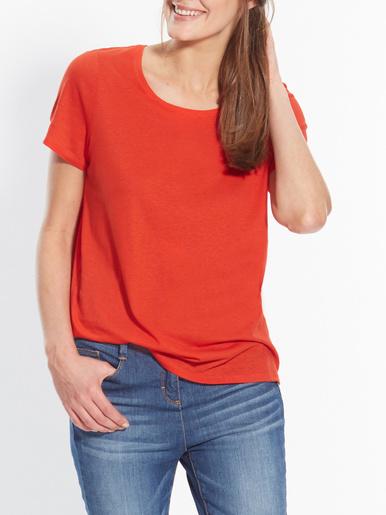Tee-shirt uni manches courtes