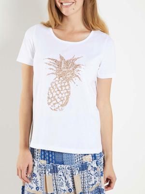 Tee-shirt ananas