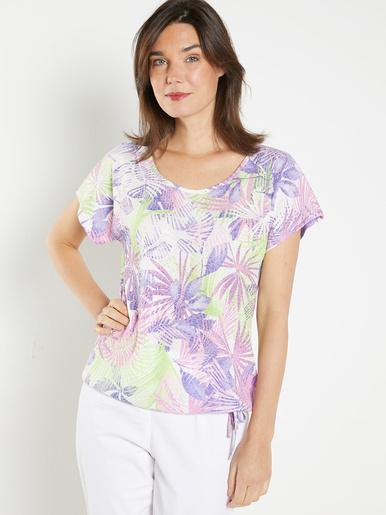 Tee-shirt tropical