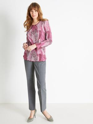 Pantalon 43% laine stature + d'1,60m