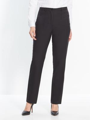 Pantalon 43% laine, stature + d'1,60m