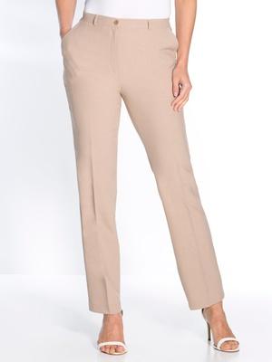 Pantalon droit, vous mesurez + d'1,60m
