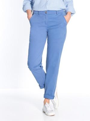 Pantalon chino ceinture extensible