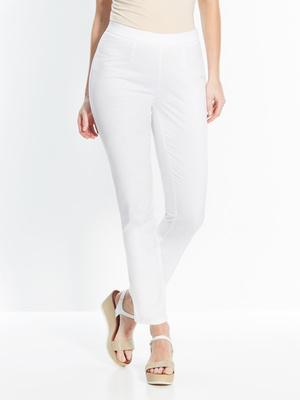 Pantalon stretch stature moins d'1,60m