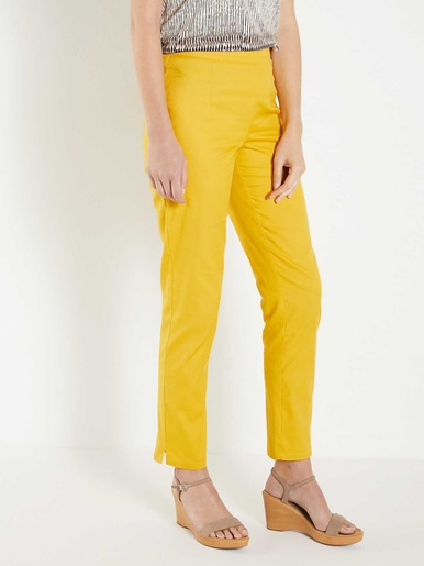 Pantalon stretch stature plus d'1,60m