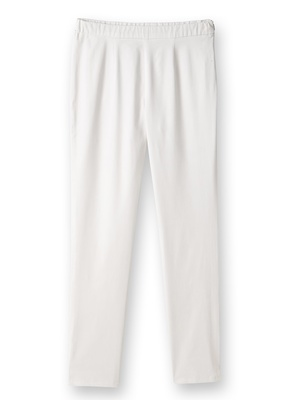 Pantalon stretch, stature plus d'1,60m