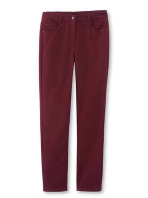 Pantalon droit, stature plus d'1,60m