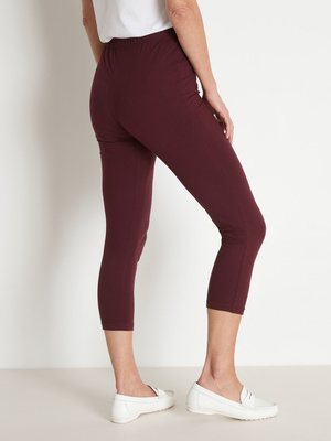 Leggings courts, lot de 2