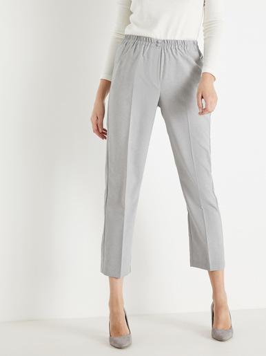 Pantalon élastiqué entrejambe 69cm - Charmance - Modalova