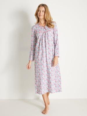Chemises de nuit pur coton lot de 2