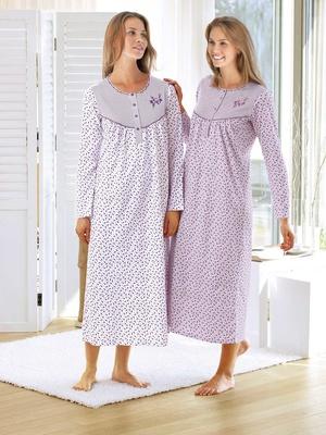 Chemises de nuit, lot de 2