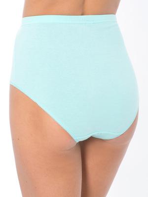 Culottes pur coton, lot de 6