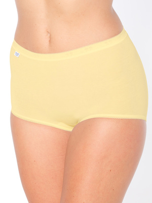 Culottes maxi coton confort en lot de 3