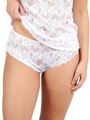 Shorty flottant dentelle Arum