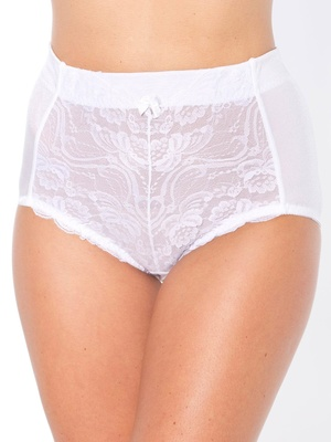 Culottes gainantes dentelle lot de 2