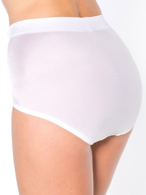 Culottes gainantes dentelle, lot de 2