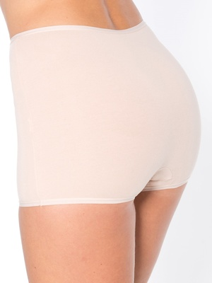 Shorties invisibles, lot de 2