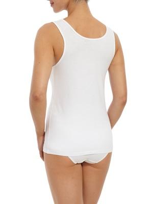 Chemises sans manches col V, lot de 2