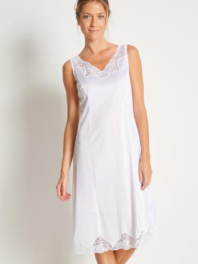 Fond de robe maille satinée - Lingerelle - Modalova