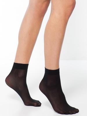 Mi-chaussettes lot 7 paires 40 deniers