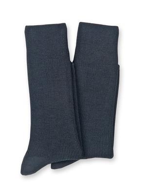 Mi-chaussettes lot de 2 paires laine