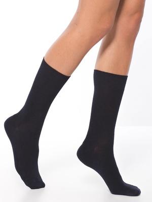 Mi-chaussettes lot de 2 paires, laine
