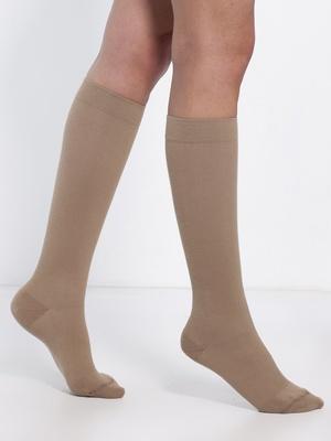 Lot 2 paires de mi-bas jambes sensibles