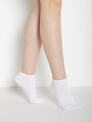 3 paires de socquettes coton majoritaire