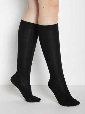 Mi-bas jambes sensibles 2 paires