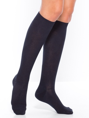 Mi-bas anti-jambes lourdes, lot 2 paires