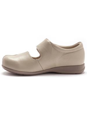 Derbies cuir pour pieds ultra-sensibles