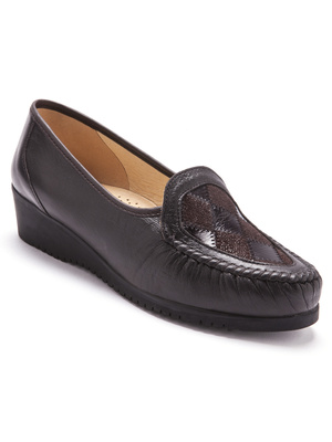 Mocassins cuir ultra souples