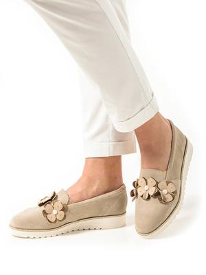 Slippers élastiqués