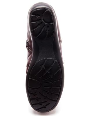 Boots à patte fantaisie