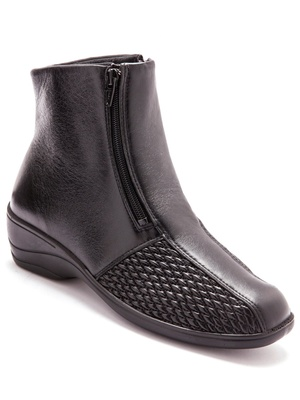 Boots extensibles, grande largeur.