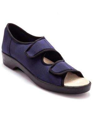 Sandales maille extensible, à scratch