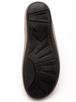 Sandales cuir à aérosemelle® amovible