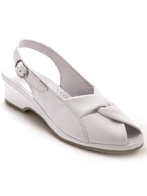Sandales cuir ultra-confort
