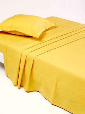 Drap en tissu pur coton
