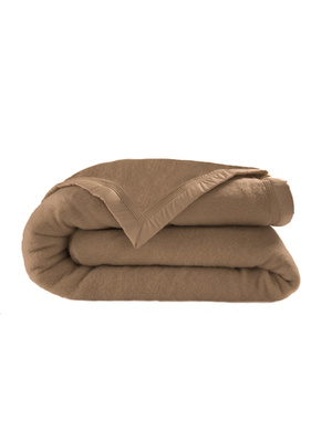 Couverture pure laine vierge 600g/m2