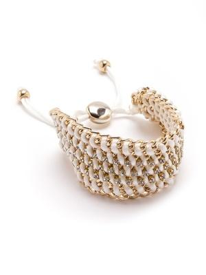 Bracelet avec strass bijou fantaisie