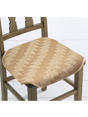 Galette de chaise paille lot de 2