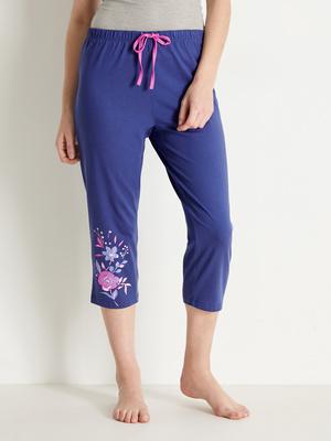 Pantacourt bas de pyjama