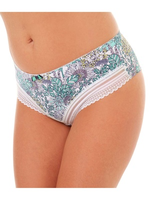 Shorty Antipodes en microfibre