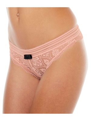 Tanga Love Power en dentelle